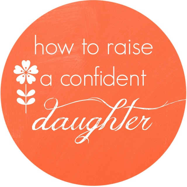 confident daughter
