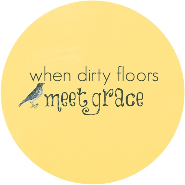 dirty floors