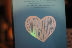 Everything by Mary DeMuth