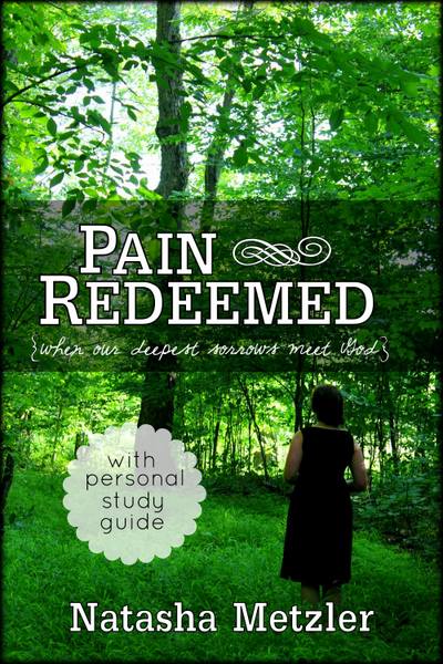 Pain Redeemed by Natasha Metzler