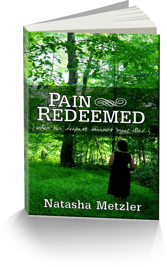 Pain Redeemed @natashametzler