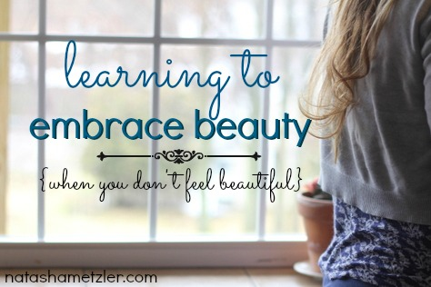 embracing beauty