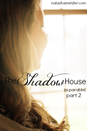The Shadow House {part 2} a parable by @natashametzler