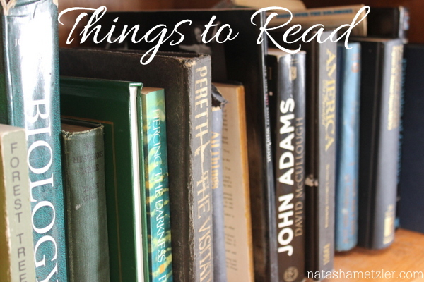 Things to Read