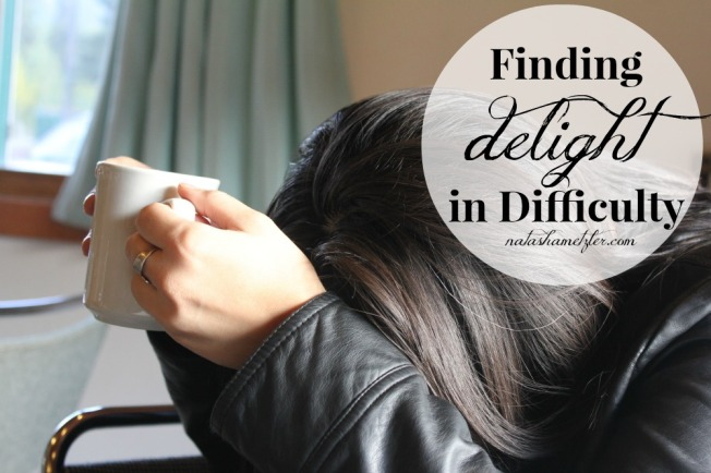 Finding Delight in Difficulty @natashametzler