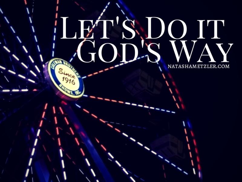 Let'd Do It God's Way
